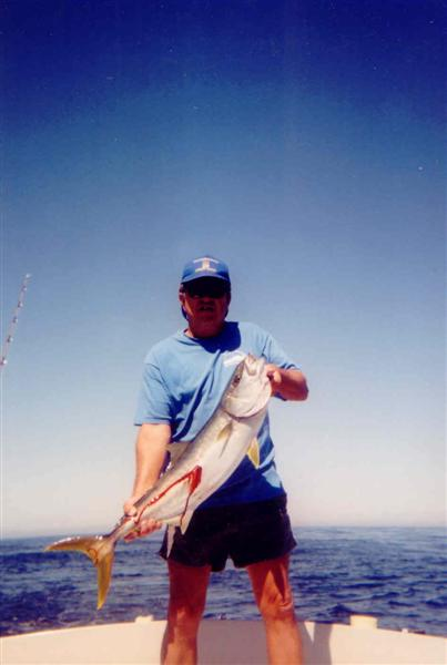 Tom w/ Yellowtail
